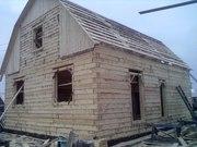 Строим дома, бани, гаражи - foto 1